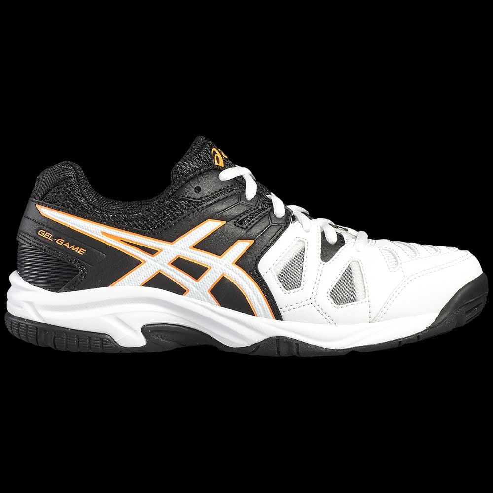 asics blanche junior