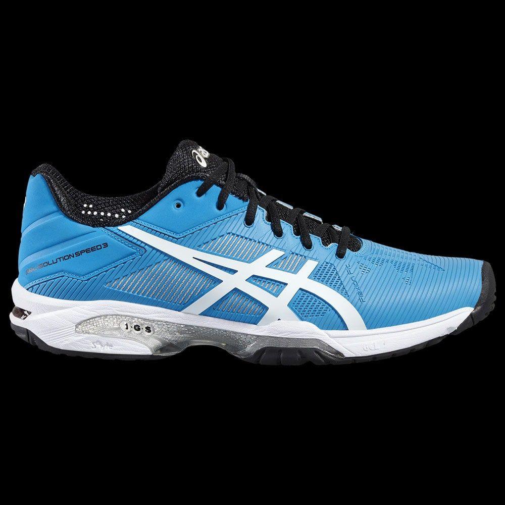 Tennis Speed Bleue 9iedh2 3 Gel N Asics Solution ZPiXku