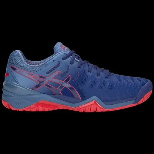 7 Resolution Asics Gel N Tennis Grise qqTgEH