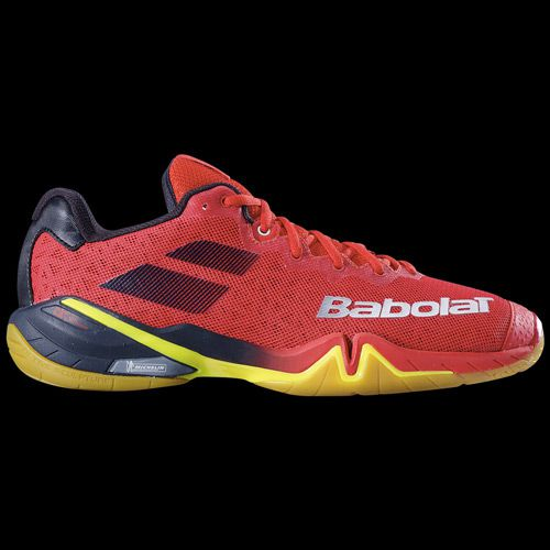 0277c78139d1b4 Chaussures BABOLAT SHADOW TOUR MEN 2018 BLEUE/JAUNE - N-tennis