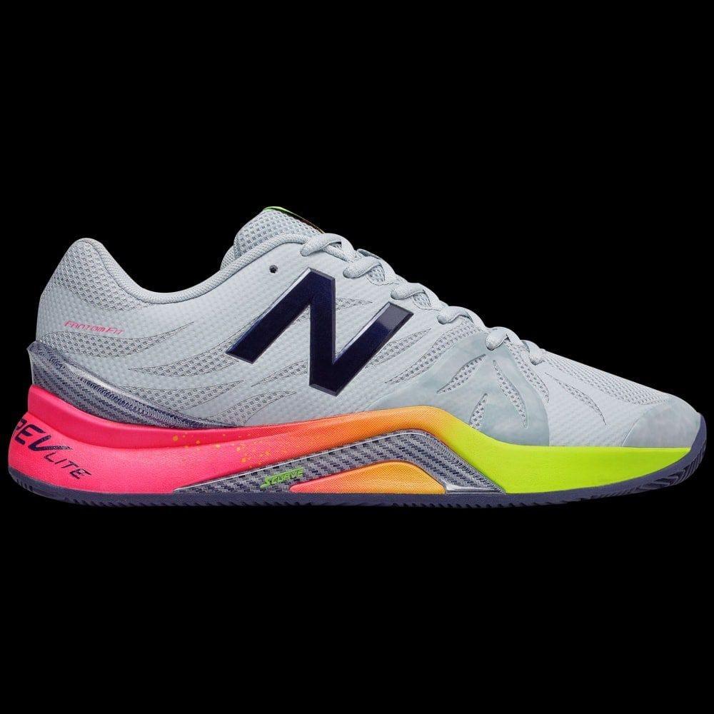 tenis new balance gris