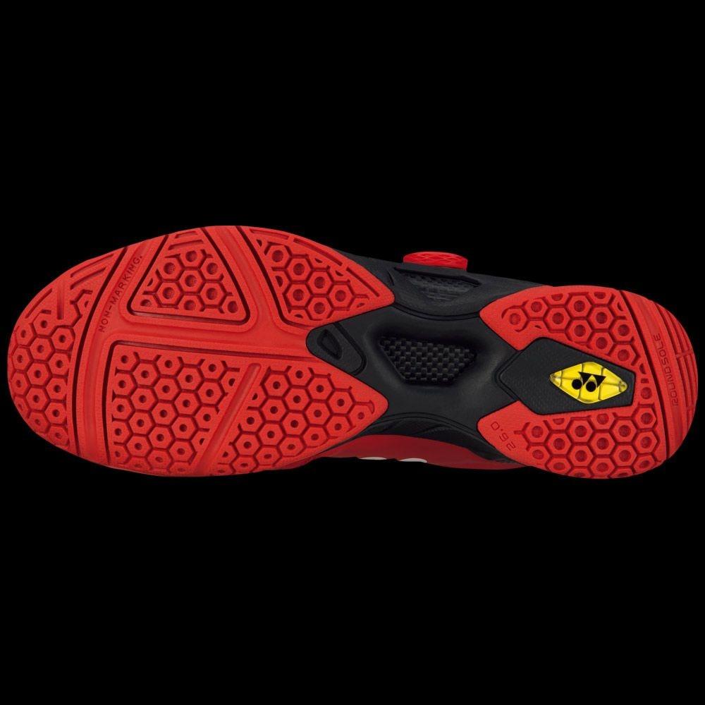 YONEX Power Cushion Infinity Chaussures de Badminton Rouge
