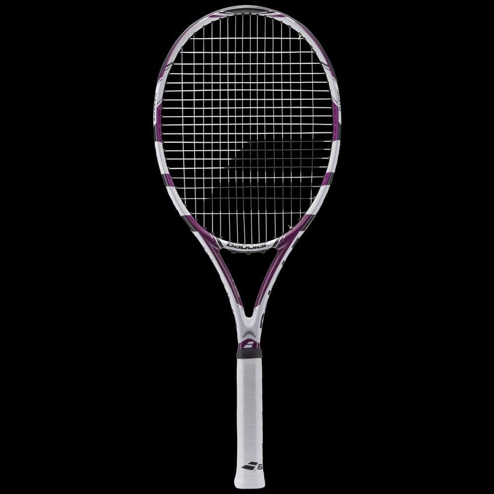babolat drive lite 2017 violet blanc n tennis. Black Bedroom Furniture Sets. Home Design Ideas