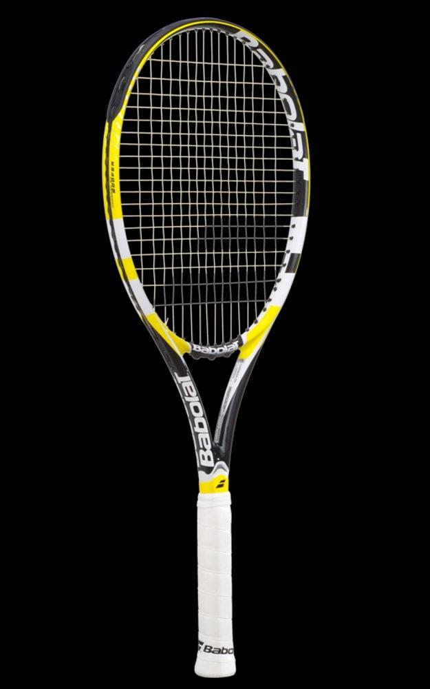 babolat drive z lite 2013 jaune n tennis. Black Bedroom Furniture Sets. Home Design Ideas