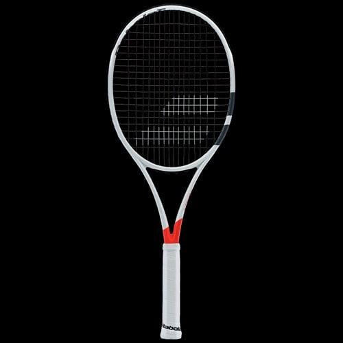 Rouge Babolat Pure Strike 16X19 Non Cord/ée 305G Raquettes De Tennis Raquette De Comp/étition Blanc