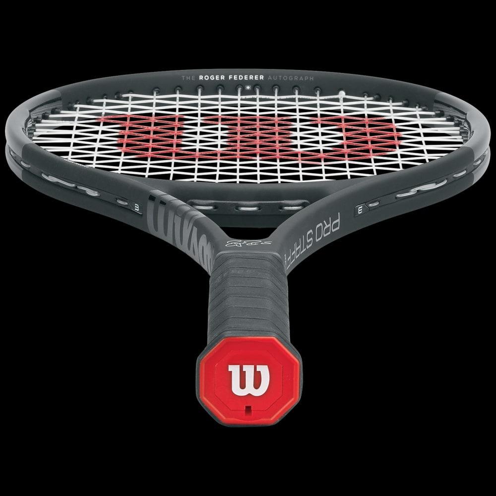 wilson pro staff 97 roger federer 2017 n tennis. Black Bedroom Furniture Sets. Home Design Ideas