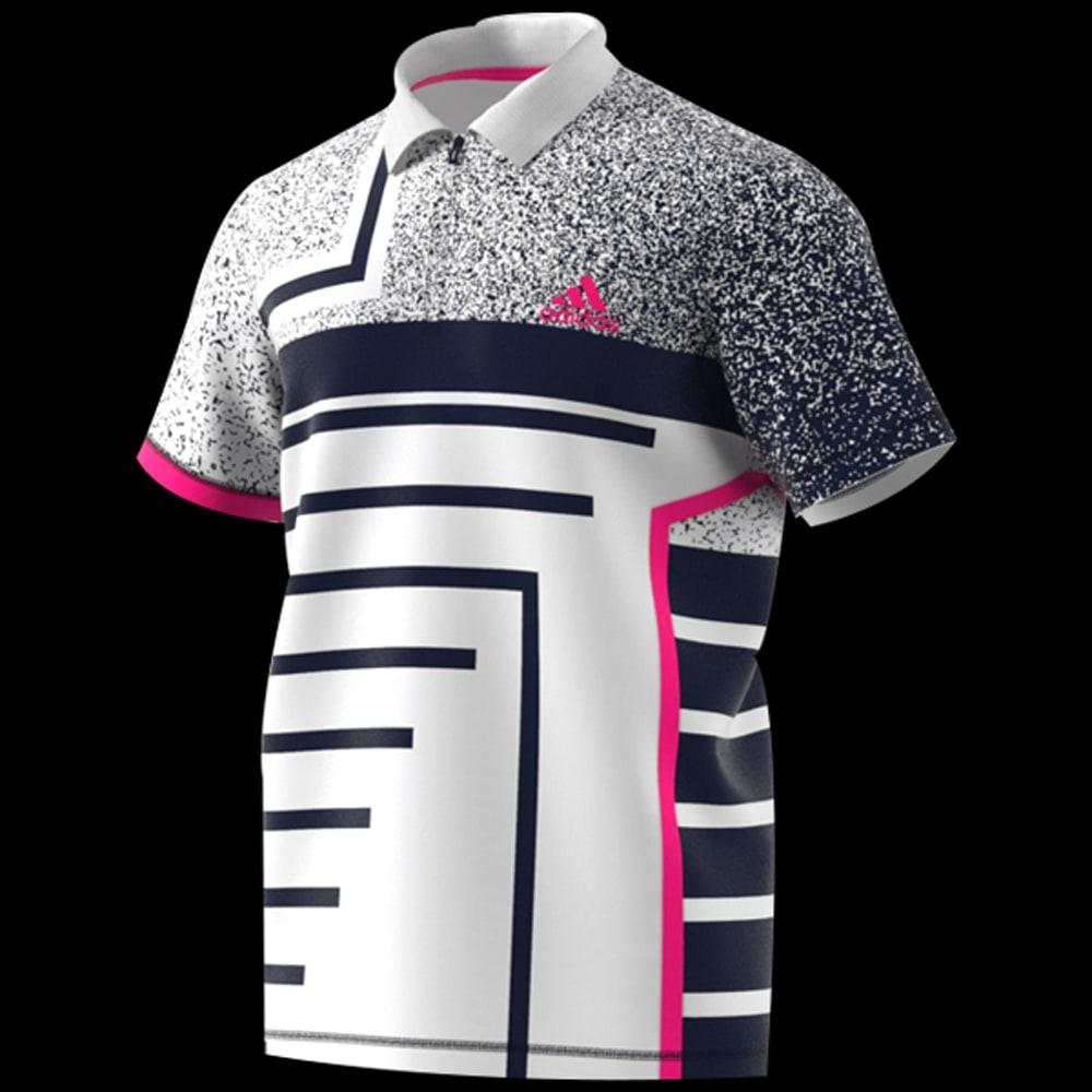 polo tennis homme adidas