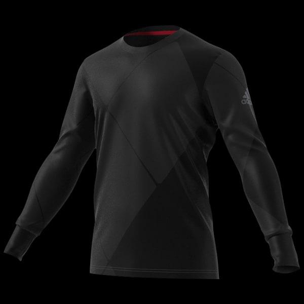 Longues Noir Tee Shirt Men Adidas Manches Barricade HIE9WYD2