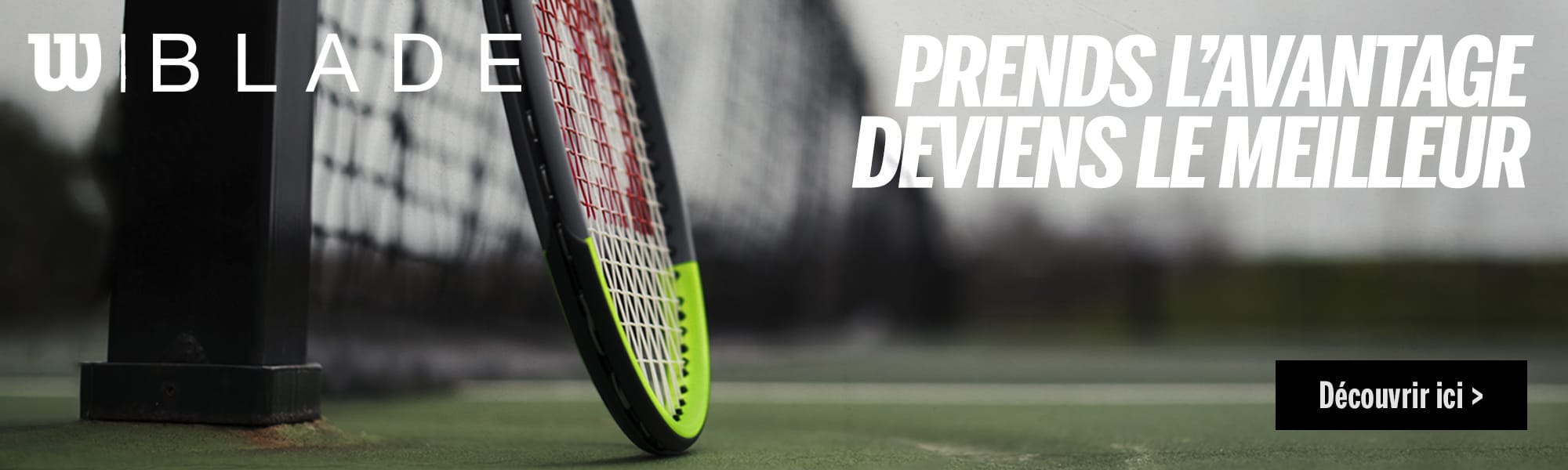 Achats tennis : magasin de tennis, squash, badminton en